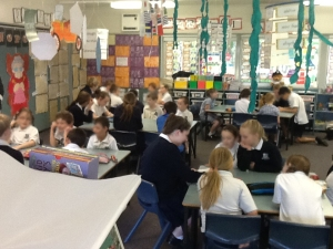 Interviewing Year 2